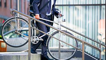 Как начать ездить на работу на велосипеде?