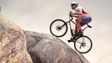 Горный велосипед: стальная или алюминиевая рама?