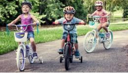 Какой велосипед выбрать ребенку 3-4 лет?