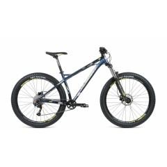 велосипед FORMAT 1314 (рост L) темно-синий/   черный мат