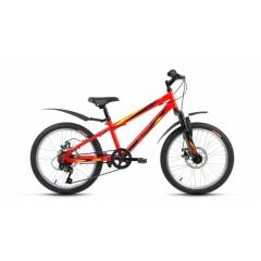 """Велосипед ALTAIR MTB HT 20 (20"""" 6ск) красный"""