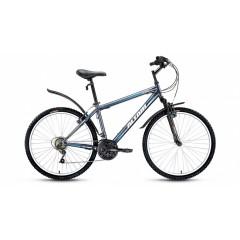 """Велосипед ALTAIR MTB HT 26 (26"""" 18 ск рост 15"""")  серый"""