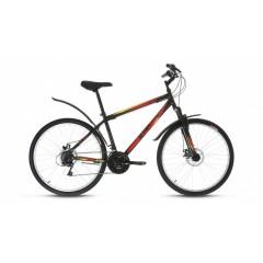 """Велосипед ALTAIR MTB HT 26 3.0 disc (26"""" 18 ск. рост 19"""") (черный, RBKT7MN6P017)"""