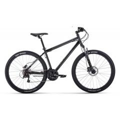 "Велосипед FORWARD SPORTING 27.5 3.0 disc (27.5"" 21ск рост 17'') черный /RBKW0MN7Q002"