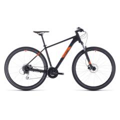 Cube  велосипед  Aim Pro 2020   16'' (27.5)     black-n-orange
