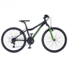 Author велосипед A-Matrix -2019 12.5 phantom black matte-neon green