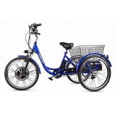 Трицикл CROLAN 350W   blue - 1878