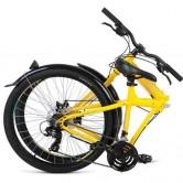 Велосипед FORWARD TRACER 2.0 disc (26'' 21ск.рост.17) желтый