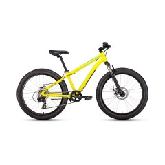 """Велосипед BIZON MINI 24 (24"""" 7ск рост 13'') желтый /8712003000, RBKW9W647003"""