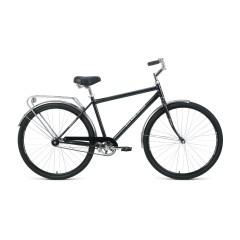 Велосипед FORWARD DORTMUND 28 1.0 (28'' 1ск.) черный / серебристый /8712003000, RBKW0RN81002