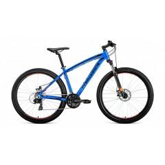 """Велосипед FORWARD NEXT 27.5 2.0 disc алюм. (27.5"""" 21ск рост 19'') синий /8712003000, RBKW9M67Q040"""