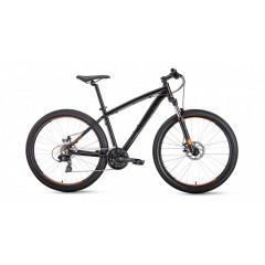 """Велосипед FORWARD NEXT 27.5 2.0 disc алюм. (27.5"""" 24ск рост 19'') черный матовый"""