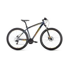 """Велосипед FORWARD NEXT 29 3.0 disc алюм. (29"""" 24ск рост 17'') серый/оранжевый /8712003000, RBKW9M69R"""
