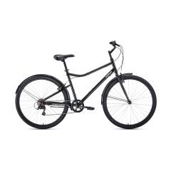 """Велосипед FORWARD PARMA 28 (28"""" 7 ск) черный/белый"""