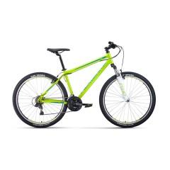 "Велосипед FORWARD SPORTING 27,5 1.0 (27,5"" 21ск рост 15'') зеленый / бирюзовый /, RBKW0MN7Q012"