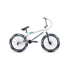 """велосипед FORWARD ZIGZAG 20 (20"""" 1 ск) белый"""
