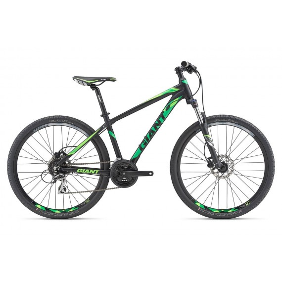 Giant  велосипед  Talon 29  3-GE - 2020  M (29)   15 black-green
