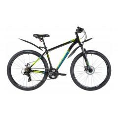 "Велосипед Stinger 27"" ELEMENT EVO 18"", черный, TZ500/TY300/TS-38-7"