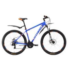 """Велосипед Stark'17 Hunter 29.2 D сине-оранжевый 18"""""""