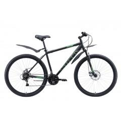 """Велосипед Stark'20 Tank 29,1 D черный/зеленый 22"""""""
