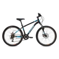 """Велосипед Stinger 24"""" Caiman D 14"""" черный"""