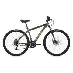 """Велосипед Stinger 27,5"""" Caiman D 16"""" зеленый"""