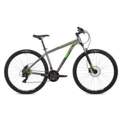 """Велосипед Stinger 27,5"""" Graphite Evo 18"""" серый"""