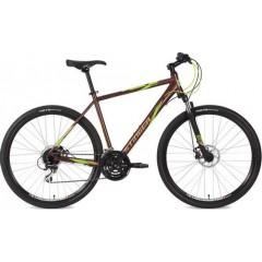 """Велосипед Stinger 28"""" Campus Evo 52, коричневый, TX800/M360/EF510"""